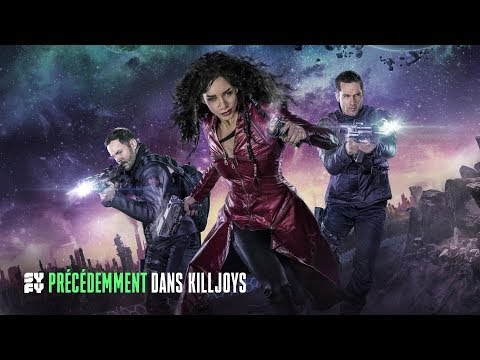 Killjoys : avant la saison 3