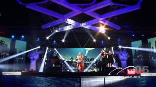 Raisa Avanesyan-Bang Bang by Jessie J -- The Voice of Armenia - The Live Shows - Season 3