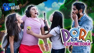 Video DORA LA EXPONEDORA DE INFIELES (PARODIA) | CORTE Y QUEDA MP3, 3GP, MP4, WEBM, AVI, FLV November 2018