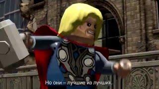 Обложка к комментарию к видео для LEGO Marvel's Avengers