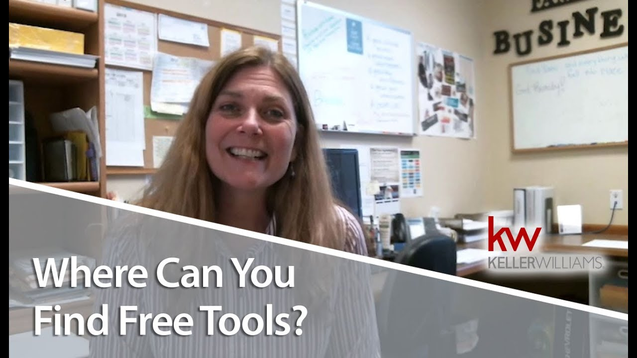 Are You Looking for Free Tools and Resources?