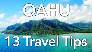 Video Hawaii Travel Guide - 13 Tips for a FANTASTIC Trip to Oahu MP3, 3GP, MP4, WEBM, AVI, FLV Oktober 2018