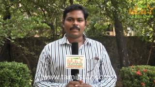 Prem Anand at Innarku Innarendru Team Interview