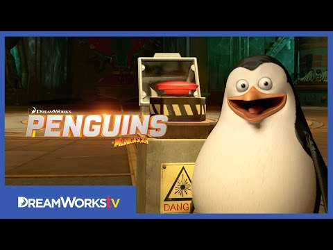 Penguins of Madagascar (Viral Video 'Don't Push the Button')