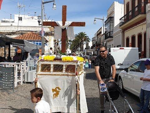 Desfile Cruz de Mayo, Isla Cristina 2019