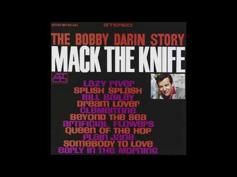 Video Bobby Darin - Beyond The Sea (ATCO Records 1959) download in MP3, 3GP, MP4, WEBM, AVI, FLV January 2017