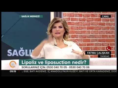 Liposuction - Prof. Dr. Aydın Gözü - Tv24