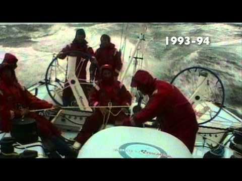 Volvo Ocean Race - a verseny fejlődése