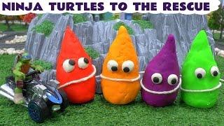 Ninja Turtles to the Rescue