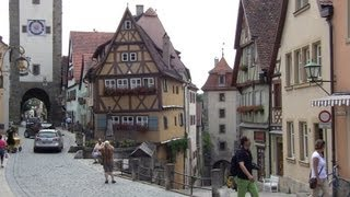 Rothenburg Ob Der Tauber Germany  city photo : Rothenburg ob der Tauber - 2013