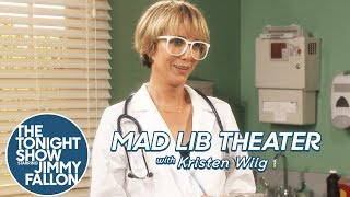 Video Mad Lib Theater with Kristen Wiig MP3, 3GP, MP4, WEBM, AVI, FLV Oktober 2018