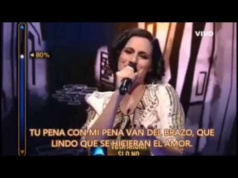 ELEGIDOS subtitulados- Que tango hay que cantar por Diana Amarilla. #Elegidos