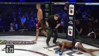 Raymond Daniels i spektakularny knockout na gali Bellator