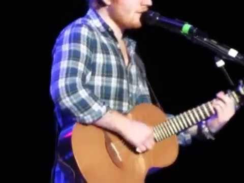 Tekst piosenki Ed Sheeran - Amsterdam po polsku