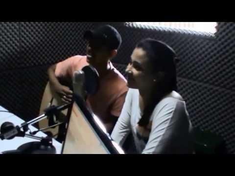 Dupla Patrícia e Helder na Poço Verde FM em Sergipe