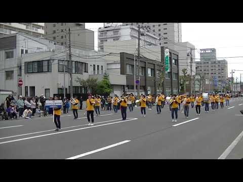 広陵中学校*音楽大行進2017