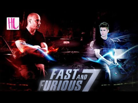 """Justin Bieber Might Replace Paul Walker in """"Fast & Furious 7"""""""