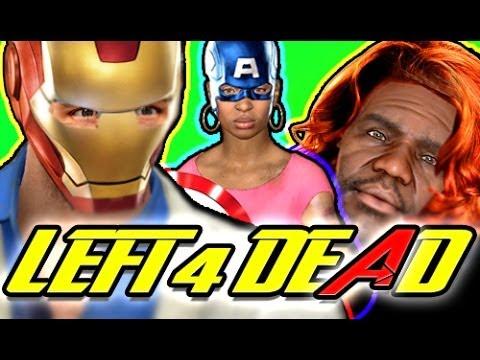 L4D MARVEL'S AVENGERS Superheroes Mod! (Left 4 Dead)