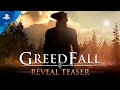 Greedfall Reveal Teaser Ps4