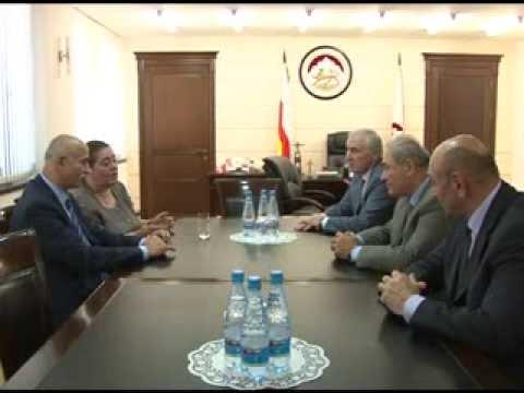 Встреча с Народной артиской России и Северной Осетии Ларисой Гергиевой