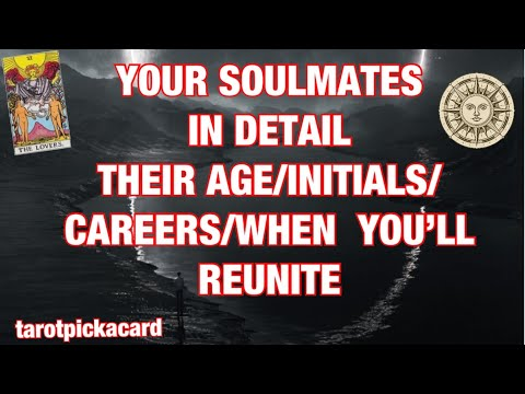 Your soulmate details,their age/career/ initials.. when you'll reunite pickacard