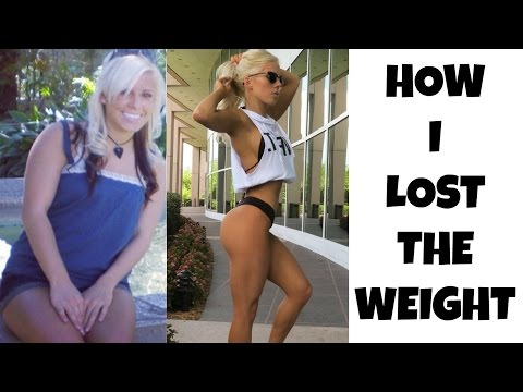 My Fitness Journey | How I lost the weight