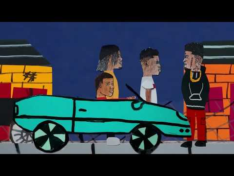 """Tay-K """"The Race Remix"""" Ft. 21 Savage and Young Nudy (Official Music Video)"""