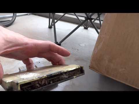 Extreme NES Repairs: NES And Games Found Rotting In Barn For 20 Years \