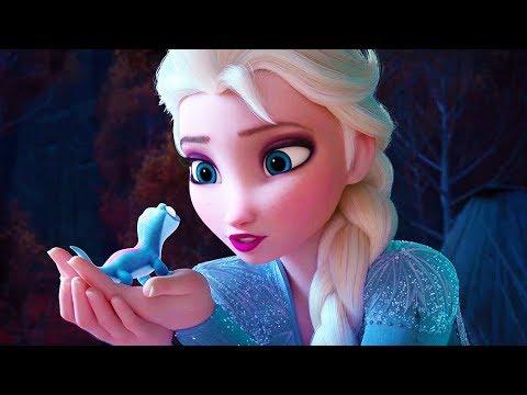 NEW Frozen 2 EXTENDED INTERNATIONAL Trailer