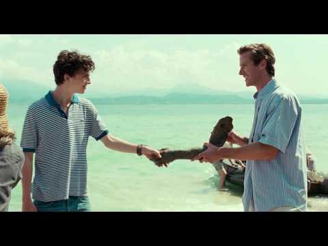 Preview Trailer Chiamami col tuo nome, trailer italiano ufficiale