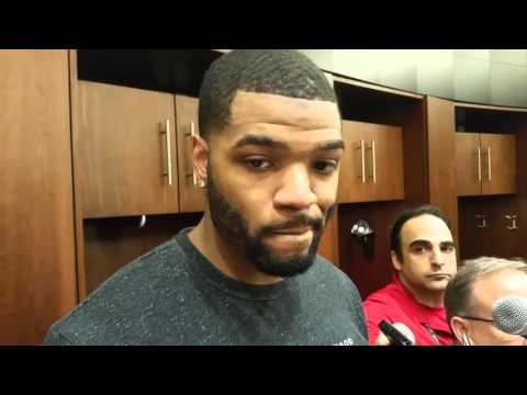 Josh Smith after Rockets beat Lakers