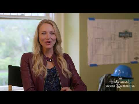 Cast Interviews - Jewel Talks About Playing Shannon Hughes - Deadly Deed: A Fixer Upper Mystery