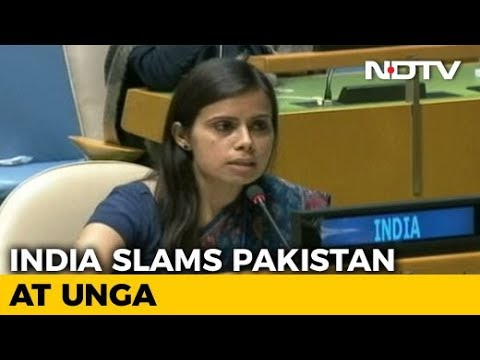 India Slams Pakistan