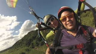 Carmona Philippines  City pictures : Paragliding at Carmona, Cavite | Philippines - Nov 2015