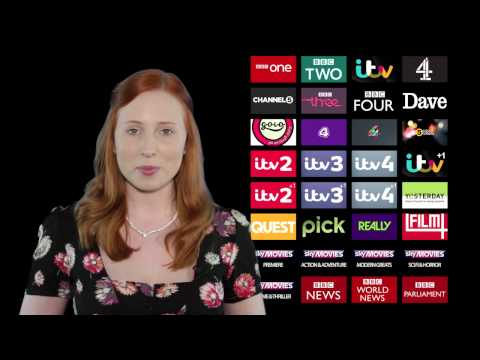 Video of viewtelly Free UK TV