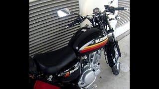 6. Suzuki TU250X