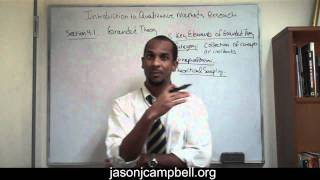 38.  Introduction to Methods of Qualitative Research Grounded Theory