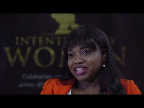 Intentionally Woman Campaign - Faith Onyebujoh Tells Her 'Intentionally Woman' Story!