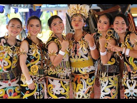 Malauk Manjala - Lagu Daerah Kalimantan Tengah