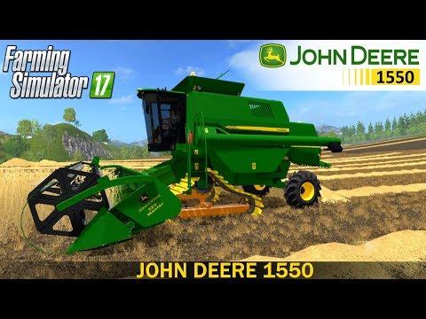 JD 1550 + Header v1.0