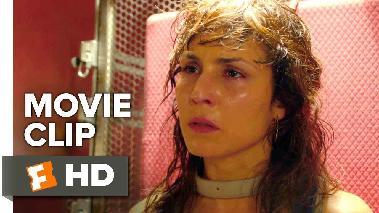 To Survive Noomi Rapace Must Learn to Face her Fears in Sci-Fi Fantasy Thriler 'Rupture' Terrifying (Clip)