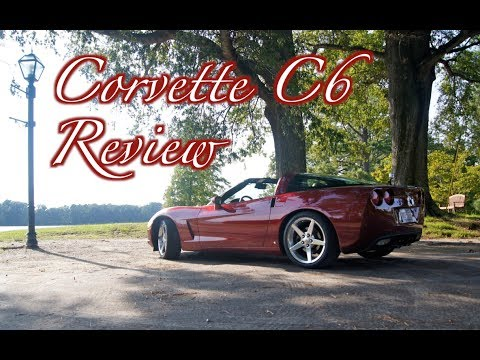 Still America's Sports Car? Corvette C6 Review