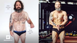A New Legend from Down Under | 250K Transformation Challenge by Optimum Nutrition