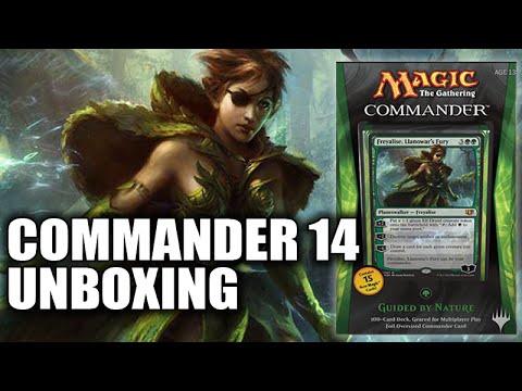 Commander 2014 Green Deck