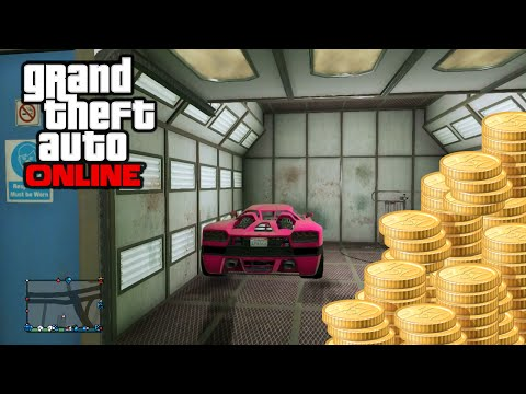 GTA 5 Online – SOLO Money Glitch – Sell Cars Full Price – Make Money For Update 1.16!