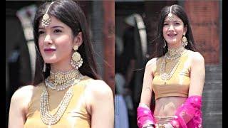 Video Sanjay Kapoor Daughter Shanaya Kapoor At Sonam Kapoor Wedding MP3, 3GP, MP4, WEBM, AVI, FLV September 2018
