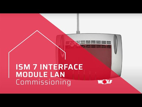 [en-LAN] Commissioning the ISM7 interface module LAN