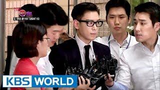 - Celebrity Hot Click: 1. Kim Jungmin expresses her state of mind 2. T.O.P's marijuana probation sentence 3. Former 10cm member Yun Cheoljong charged for marijuana 4. Ok Sori gets divorced 5. Kwak Hyunhwa's nude scene distribution controversy------------------------------------------------Subscribe KBS World Official YouTube: http://www.youtube.com/kbsworld------------------------------------------------KBS World is a TV channel for international audiences provided by KBS, the flagship public service broadcaster in Korea. Enjoy Korea's latest and the most popular K-Drama, K-Pop, K-Entertainment & K-Documentary with multilingual subtitles by subscribing KBS World official YouTube.------------------------------------------------대한민국 대표 해외채널 KBS World를 유튜브에서 만나세요. KBS World는 전세계 시청자에게 재미있고 유익한 한류 콘텐츠를 멀티 자막과 함께 제공하는 No.1 한류 채널입니다. KBS World 유튜브 채널을 구독하고 최신 드라마, K-Pop, 예능, 다큐멘터리 정보를 받아보세요. ------------------------------------------------[Visit KBS World Official Pages]Homepage: http://www.kbsworld.co.kr Facebook: http://www.facebook.com/kbsworldTwitter: http://twitter.com/kbsworldtv Instagram: @kbsworldtvLine: @kbsworld_asiaKakaoTalk: @kbs_world (http://plus.kakao.com/friend/@kbs_world)Google+: http://plus.google.com/+kbsworldtv[Download KBS World Application] ■ IOS Download : http://apple.co/1NktctW ■ Android Download : http://bit.ly/1NOZFKr