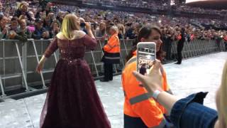 Video Adele @ Wembley 28.06.17 MP3, 3GP, MP4, WEBM, AVI, FLV Juni 2019