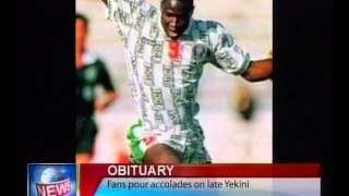 Rashidi Yekinis Tod